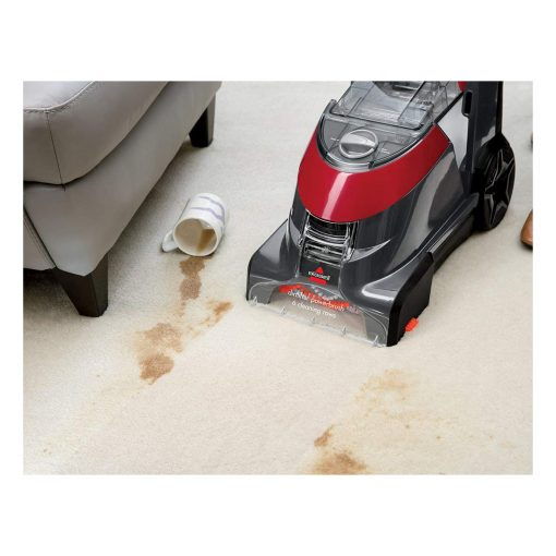 Bissell Stain Pro 6 Carpet Cleaner Spillage