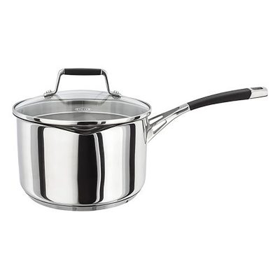 Stellar 5000 INDUCTION 18CM DRAINING SAUCEPAN