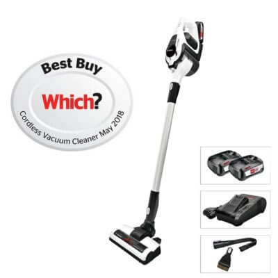 Bosch Unlimited BCS122GB cordless vacuum cleaner