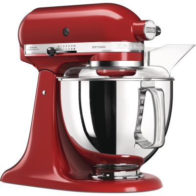 KitchenAid Artisan Mixer in Empire Red 5KSM175PSBER