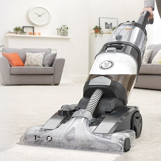 Floor Cleaning with a Carpet Cleaner from FreeNET Electrical - UK
