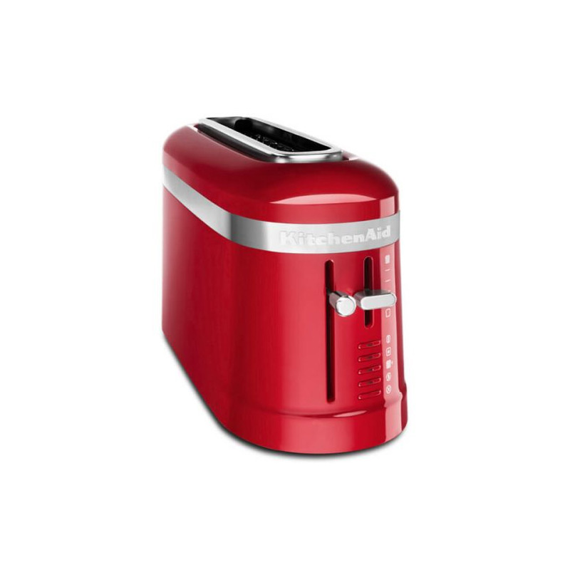Kitchenaid 2 Slice Long Slot Toaster In Empire Red 5kmt3115ber